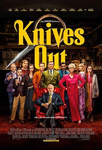 Knives Out – Postponed