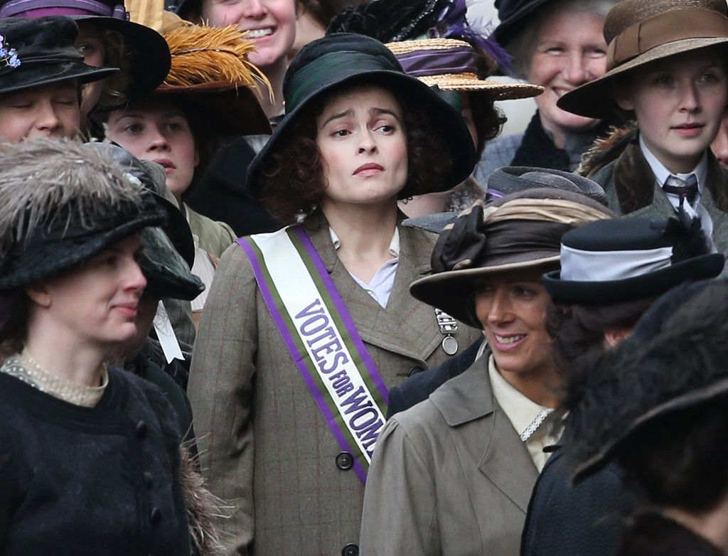 Virtual Community Cinema: Suffragette