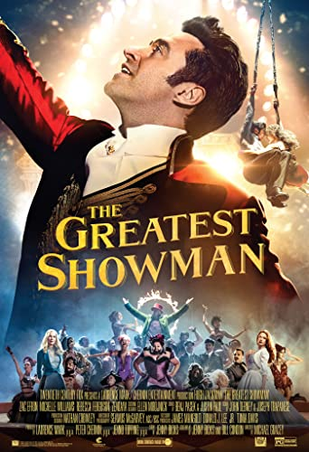 The Greatest Showman – CANCELLED