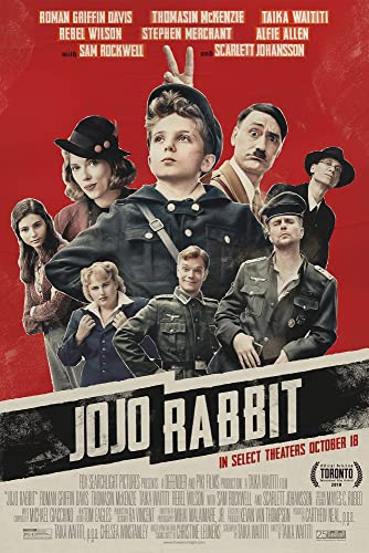 Jojo Rabbit – CANCELLED