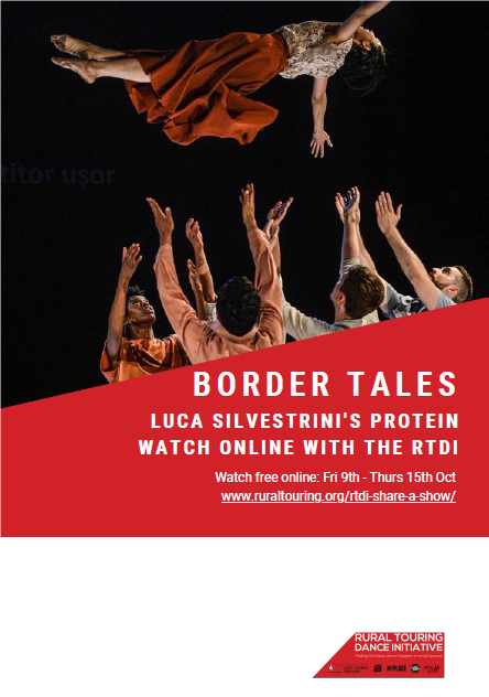 An Audience with Luca Silvestrini's Protein – Online Event