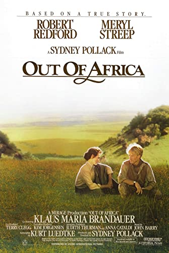 Out of Africa – CANCELLED