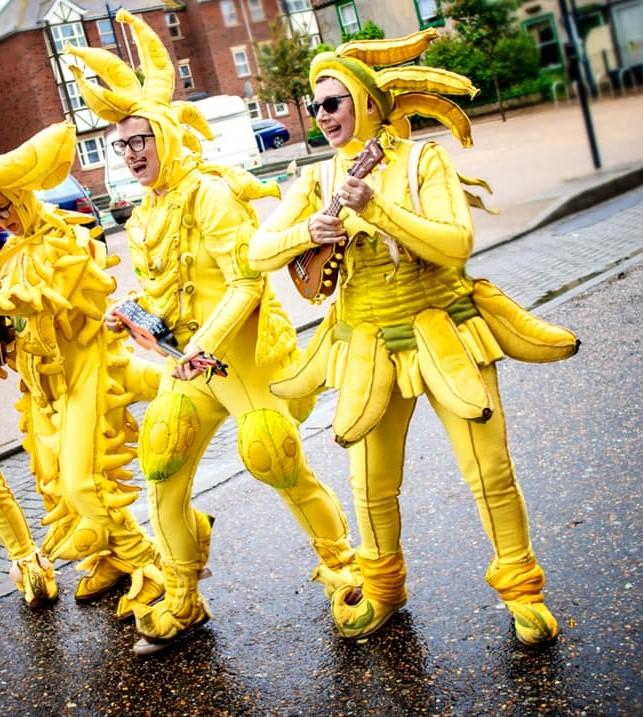 Bananas Ukulele Band